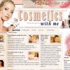 Купить сайт о косметике Вы  можете здесь