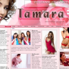 Продажа многостраничного женского сайта «Tamara»