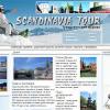 «Scandinavia Tour» Многостраничный туристический журнал