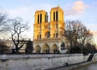 Европа — Франция — Париж