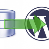 Импорт данных сайта на WordPress