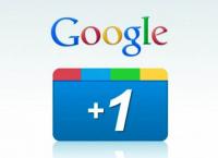 Добавление кнопки Google +1 на сайт WordPress