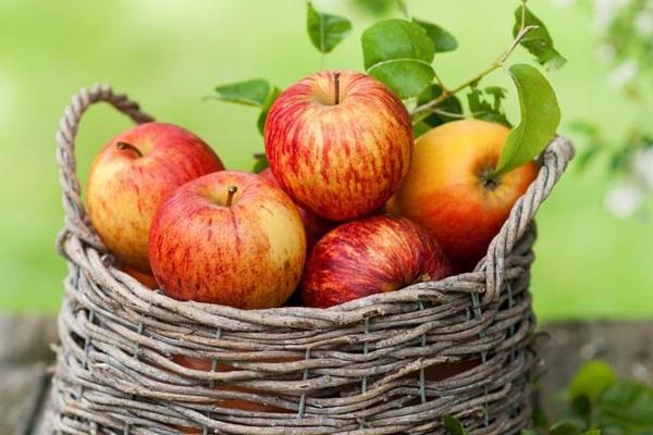 Маленькое яблочко