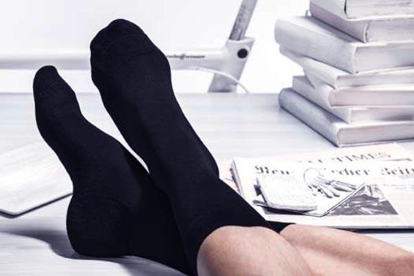 Смартфон следит за состоянием носков своего владельца
